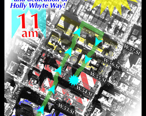 Arcade Parade flyer