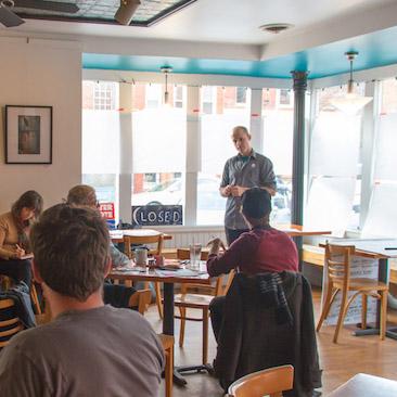 Citizen Artist Baltimore Southwest Listening Session