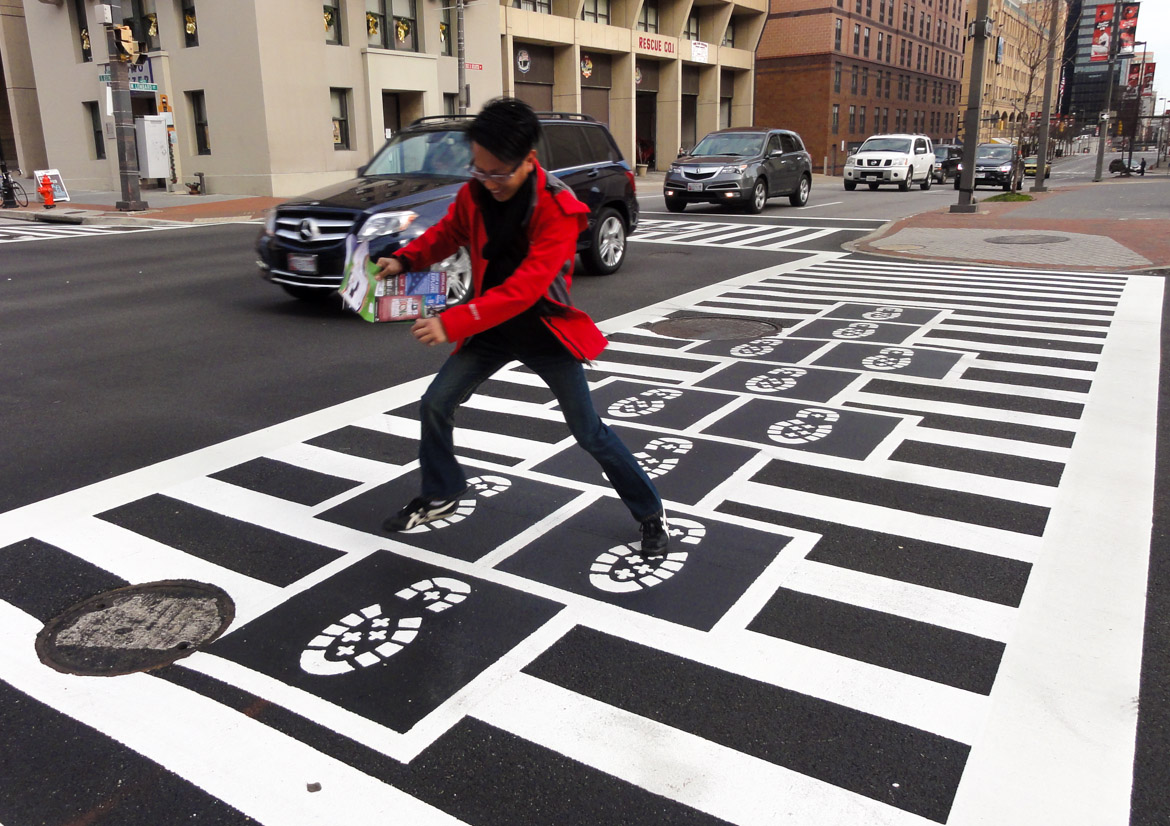 Hopscotch Crosswalk Colossus Graham Projects
