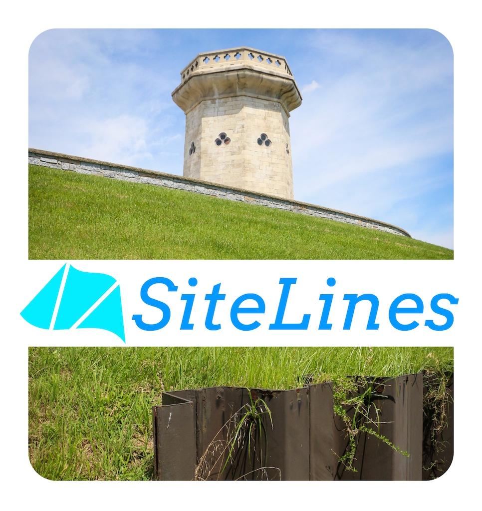 SiteLines poster