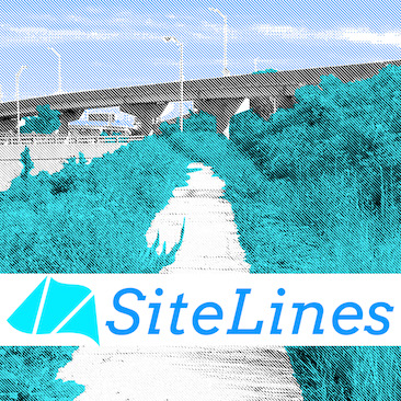 SiteLines - banner square - website feature