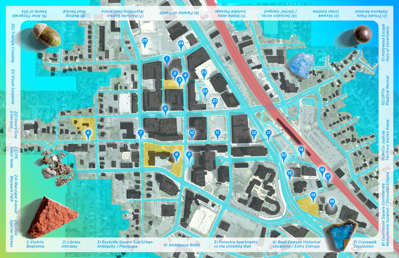 NPS Rockville Map