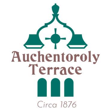 Auchentoroly Terrace logo