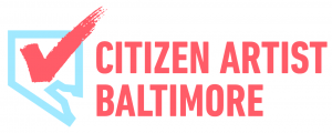 Citizen Artist Baltimore logo