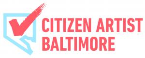 Citizen Artist Baltimore logo