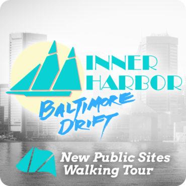 inner-harbor-baltimore-drift-square-banner