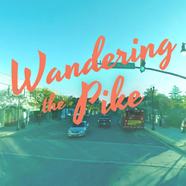 New Public Sites - Wandering the Pike