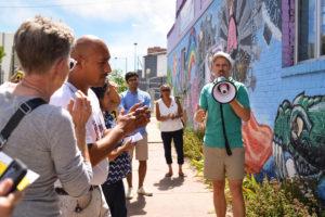 New Public Sites Five Points Denver tour