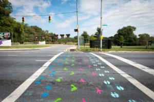 Footprints Crosswalk
