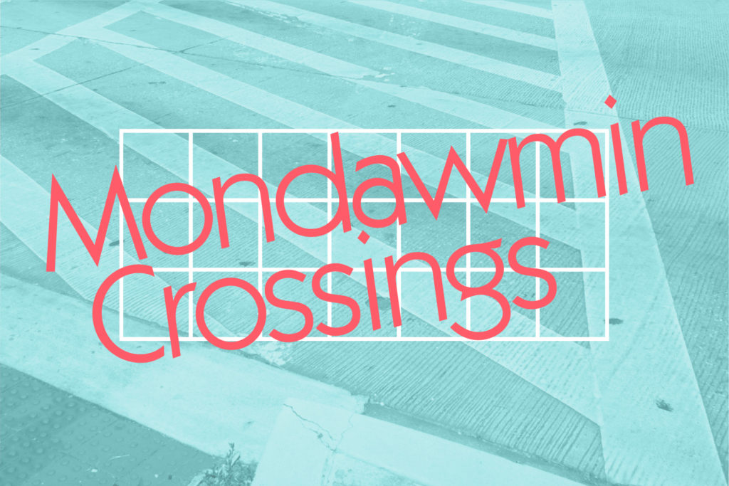Mondawmin Crossings banner