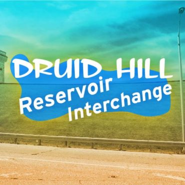 Druid Hill Reservoir Interchange