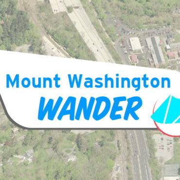 New Public Sites Mt Washington Wander