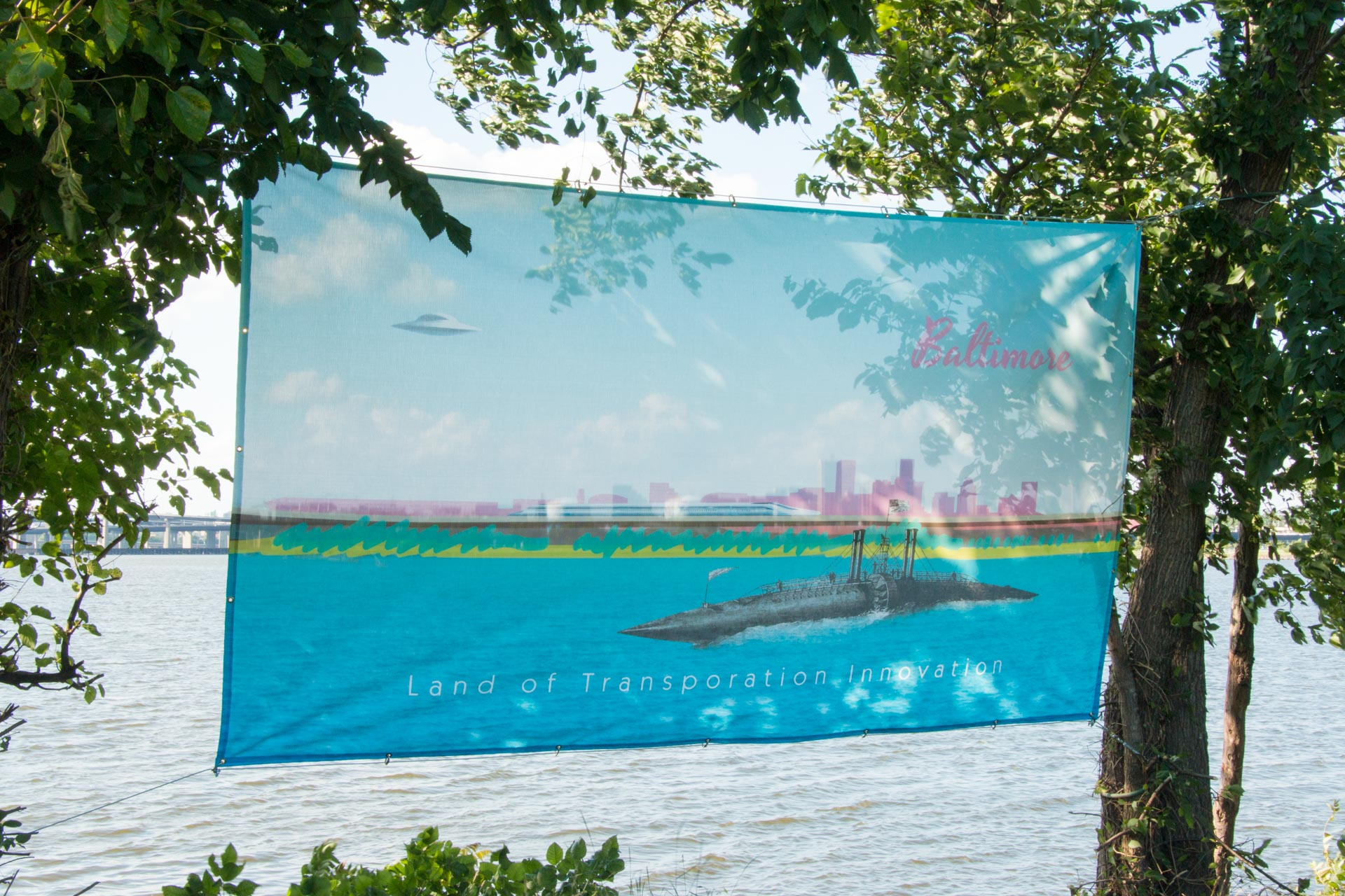 Baltimore Banner Vista