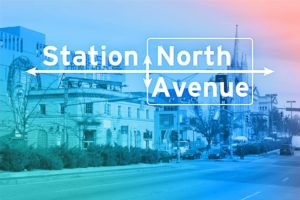 New Public Sites Station North Avenue