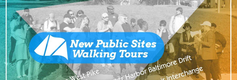 New Public Sites Tours Fall 2018