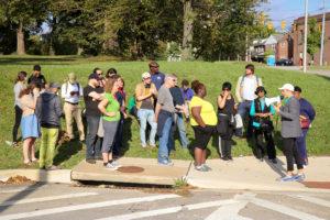 Mondawmin Crossings Walking Tour