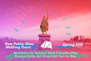 New Public Sites Spring 2019 tours