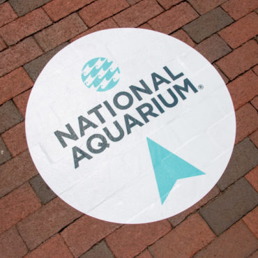 National Aquarium Parking Wayfinding