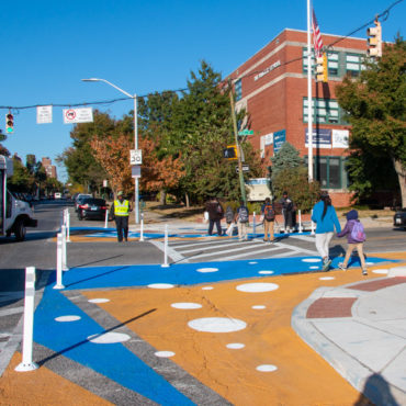 Barclay STEM Crosswalks preview